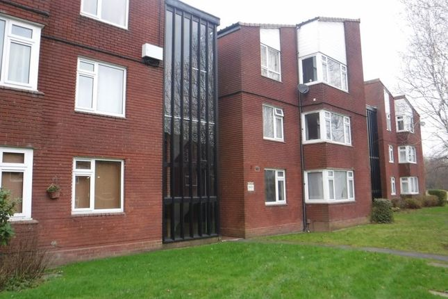 Thumbnail Flat to rent in Delbury Court, Deercote, Telford