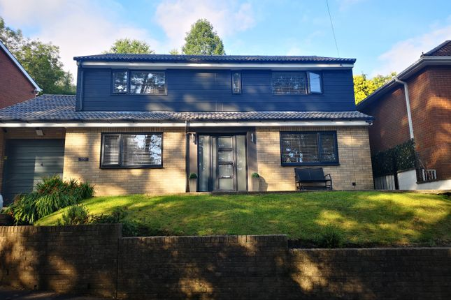 Thumbnail Detached house for sale in Buckland Drive, Ystrad
