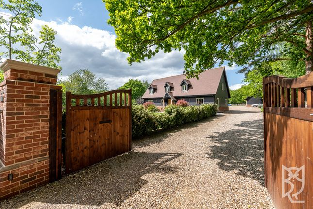 Thumbnail Detached house for sale in Ardleigh, Harts Lane, Ardleigh