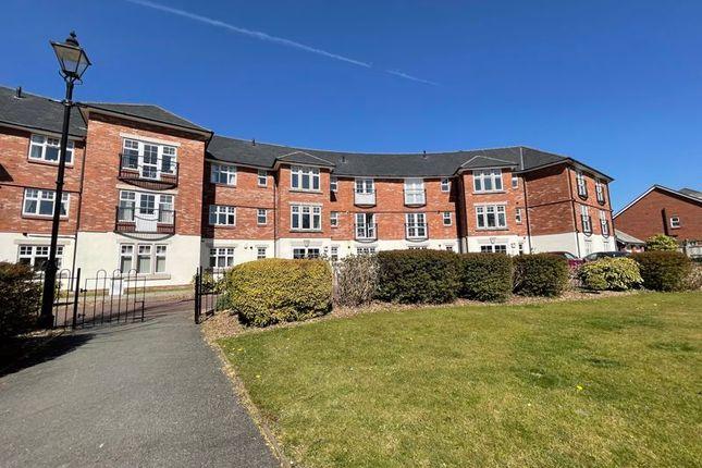 2 bed flat for sale in Halliwell Crescent, Hutton, Preston PR4
