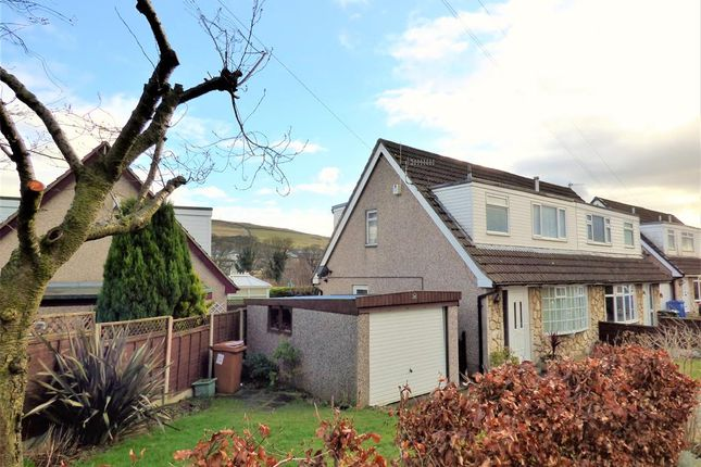 Thumbnail Semi-detached house for sale in Moorview Way, Skipton