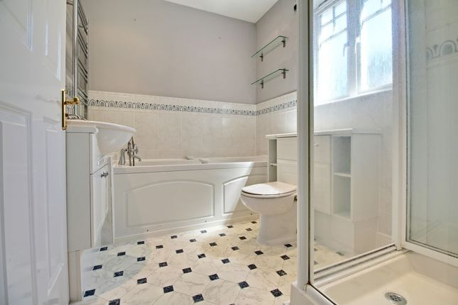 Ensuite To Bed 1 of Further Vell-Mead, Church Crookham, Fleet GU52