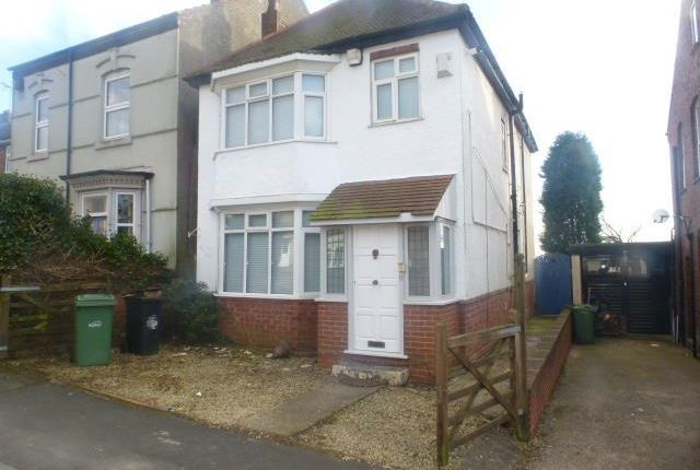 Thumbnail Detached house to rent in Himley Avenue, Dudley
