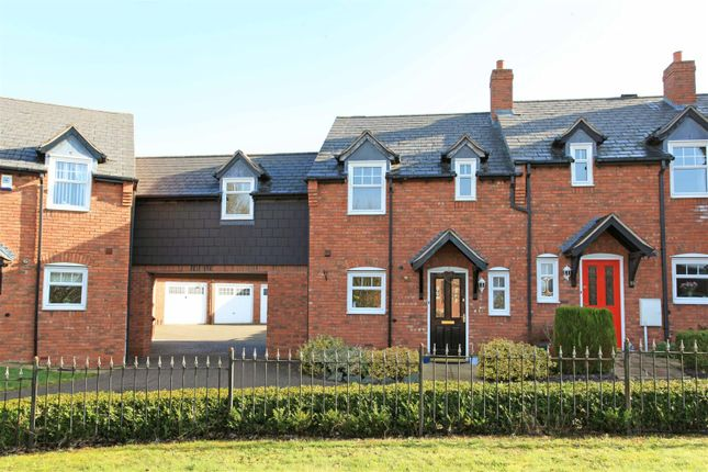 Thumbnail Terraced house for sale in Dalefield Drive, Admaston, Telford