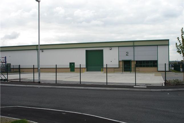 Light industrial to let in Unit 2, Innovation Square, Green Lane, Featherstone, West Yorkshire