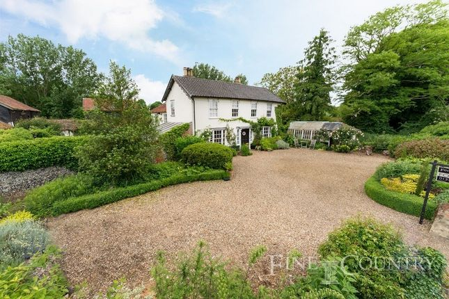 Farmhouse for sale in Church Road, Shelfanger, Diss