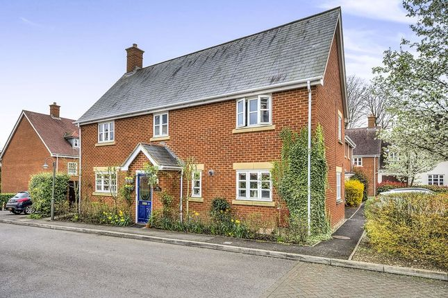Thumbnail Property for sale in Sutton Park Road, Sutton Scotney, Winchester