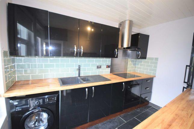 Kitchen of Fronheulog, Cemmaes, Machynlleth, Powys SY20