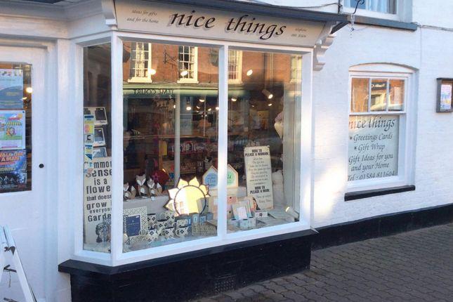 Retail premises for sale in Teme Street, Tenbury Wells