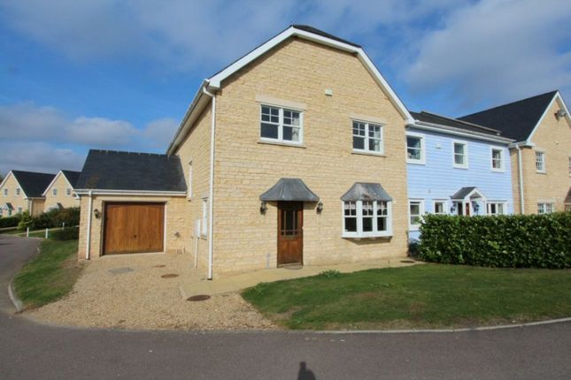 Thumbnail Semi-detached house to rent in Waters Edge, Wansford, Peterborough
