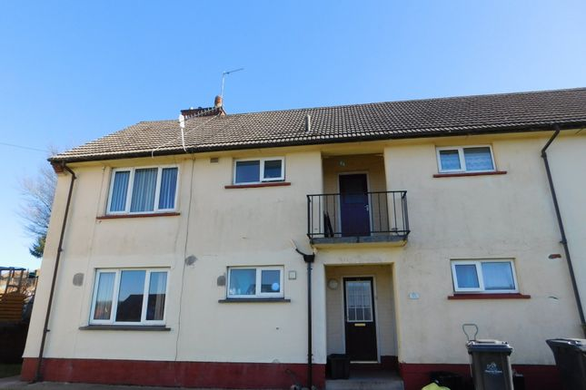 Thumbnail Flat for sale in Aneurin Avenue, Crumlin, Newport