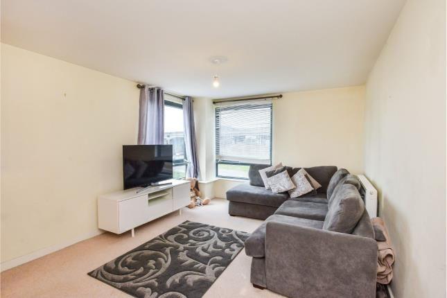 Lounge of Stephenson House, Bletchley, Milton Keynes, Buckinghamshire MK2
