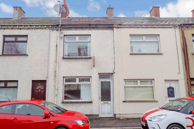 Thumbnail Terraced house to rent in Wesley Street, Lisburn