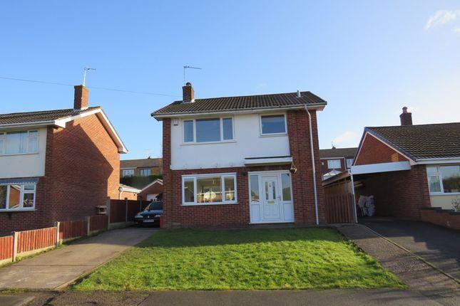 Thumbnail Detached house to rent in Parklands Road, Tean