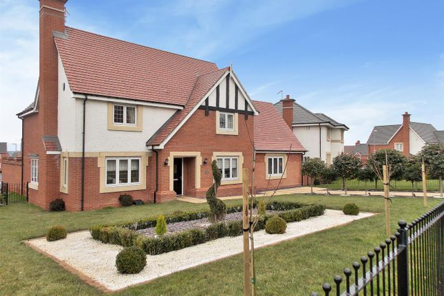 Thumbnail Detached house for sale in Park Lane, Castle Donington, Derby