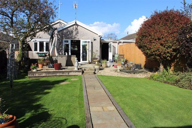 Thumbnail Detached bungalow for sale in Pantydwr, Three Crosses, Swansea