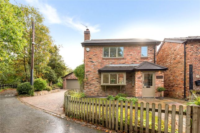 Thumbnail Detached house for sale in Tipping Brow, Mobberley, Knutsford, Cheshire