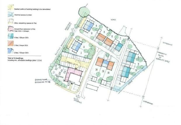 Thumbnail Land for sale in Drake Street, Welland, Malvern