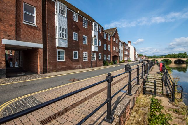 1 bed flat to rent in Eastham Court, Severn Side South, Bewdley DY12