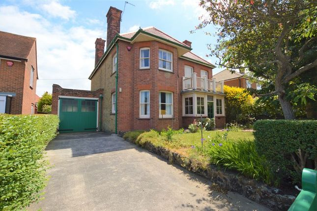Thumbnail Detached house to rent in Cornwall Gardens, Cliftonville, Margate