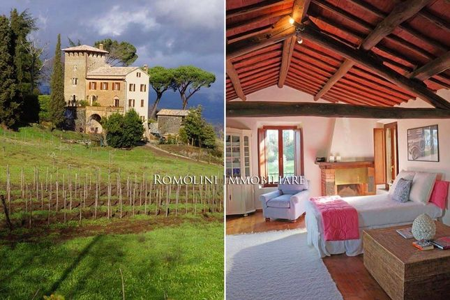 Villa For Sale In Orvieto, Umbria