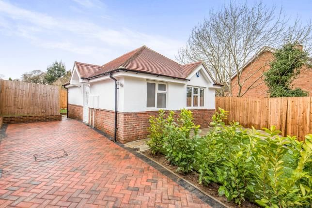 Thumbnail Bungalow for sale in Ricardo Court, Bramley