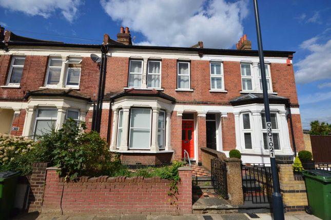Thumbnail Terraced house to rent in Myrtledene Road, London