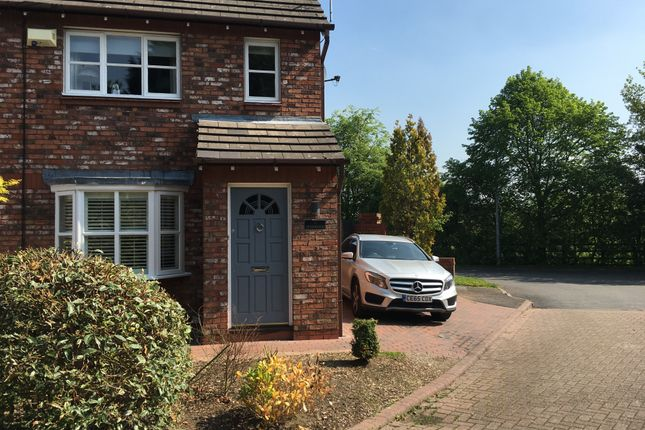 Thumbnail Semi-detached house to rent in Mosswood Road, Wilmslow