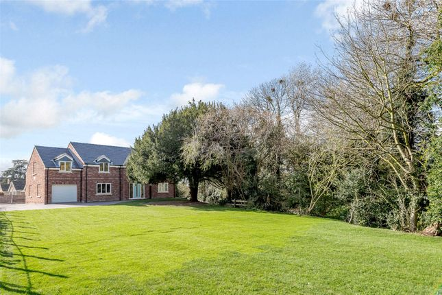 Thumbnail Detached house for sale in Library House, Church Road, Skellingthorpe, Lincoln