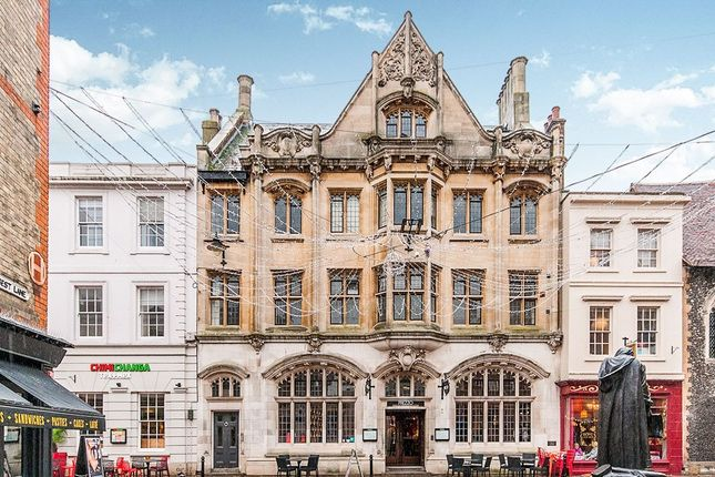Thumbnail Flat for sale in High Street, Canterbury