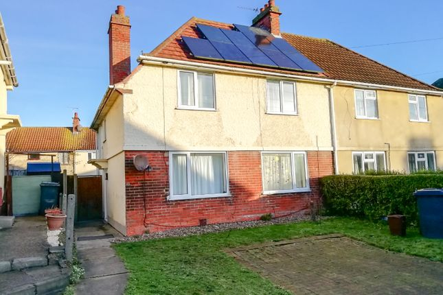 Thumbnail Semi-detached house to rent in Love Road, Lowestoft