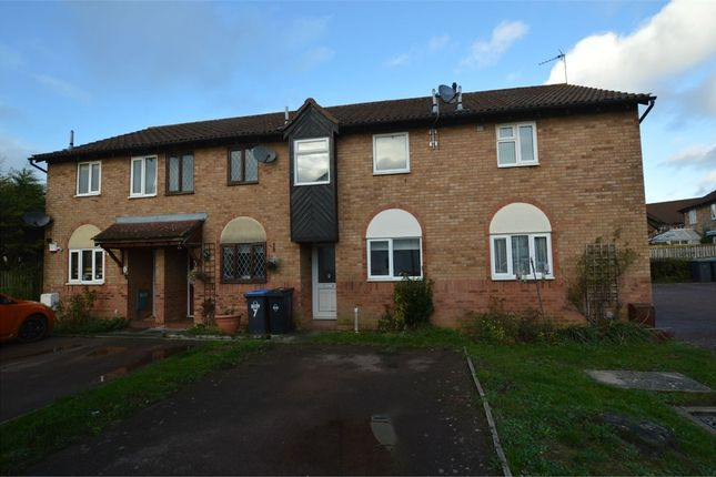 Thumbnail Terraced house to rent in Wavebeck Court, Long Lawford, Warwickshire