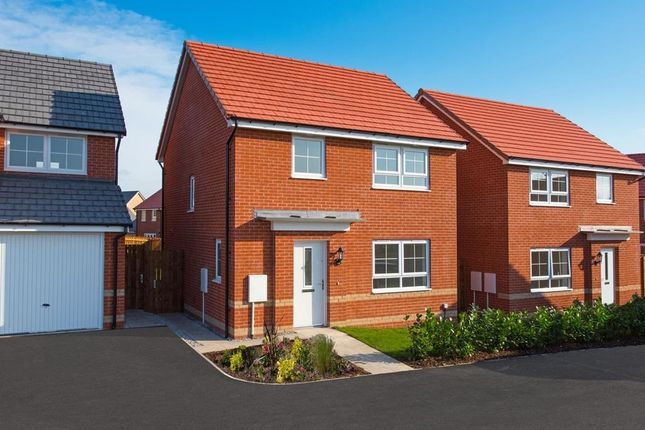 "Thumbnail Detached house for sale in ""Collaton"" at Rydal Terrace, North Gosforth, Newcastle Upon Tyne"