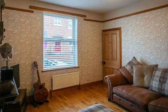 Living Room of Kirkwhite Avenue, Long Eaton, Nottingham NG10