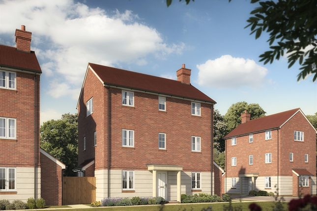 """Thumbnail Town house for sale in """"The Franklin """" at Fulbeck Avenue, Worthing"""