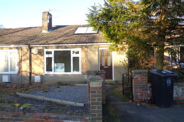 Thumbnail Bungalow to rent in Cromer Lea, Frosterley