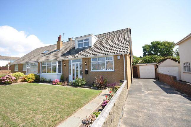 Thumbnail Semi-detached bungalow for sale in Highbury Road West, St Annes, Lytham St Annes, Lancashire