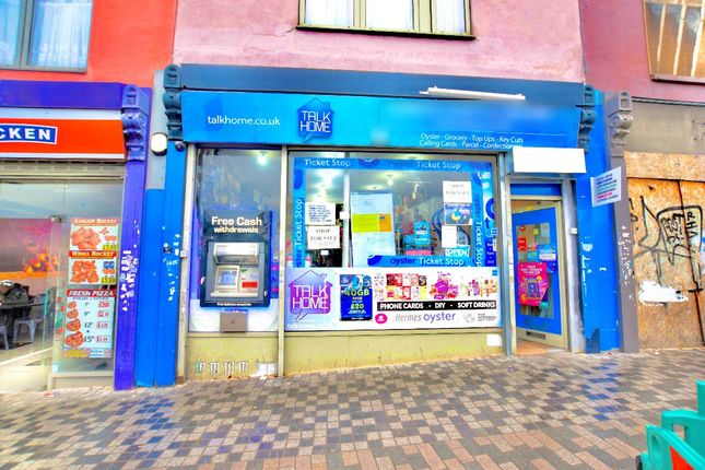 Retail premises for sale in Railway Station Bridge, Woodgrange Road, London