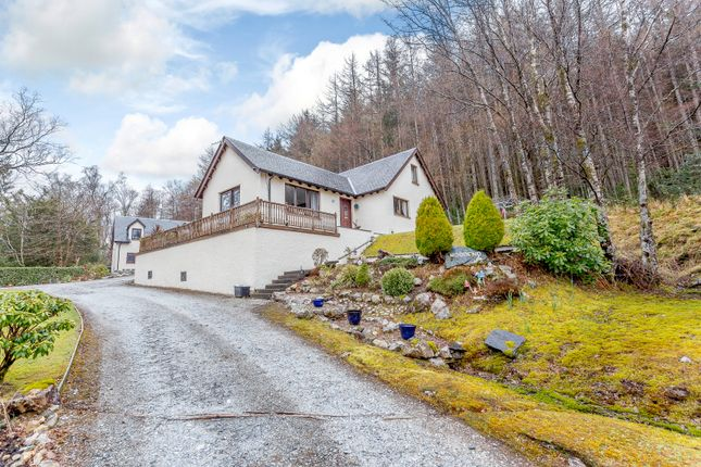 Thumbnail Detached house for sale in Woodend, Brecklet, Ballachulish