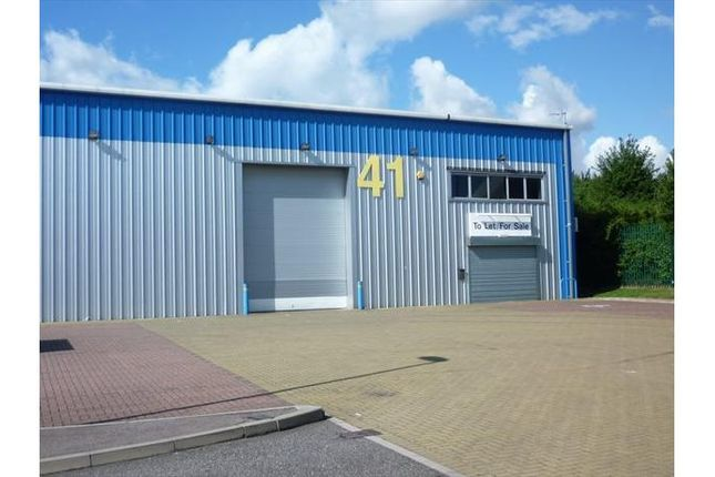 Thumbnail Warehouse to let in Hearle Way, Hatfield Business Park