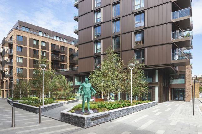 Thumbnail Flat for sale in Arbor House, Deptford Foundry