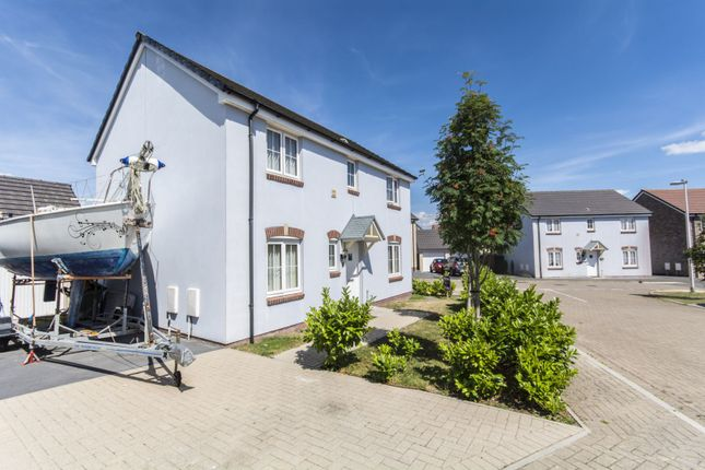 Detached house for sale in Wentworth Close, Milford Haven