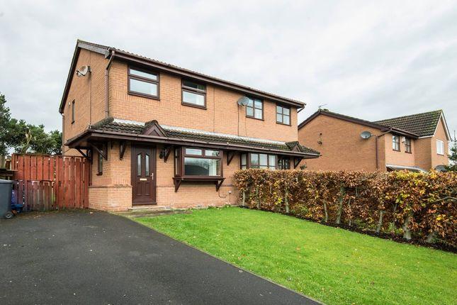 Thumbnail Semi-detached bungalow to rent in Lordsgate Lane, Burscough, Ormskirk