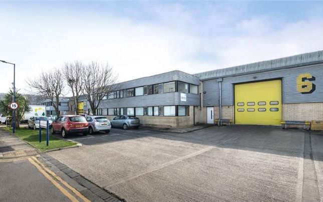 Industrial to let in Unit 6, Segro Park Perivale, Horsenden Lane South, Perivale, Greenford, Middlesex