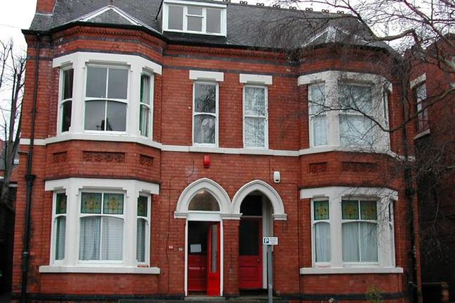 Thumbnail Terraced house to rent in Premier Road, Nottingham
