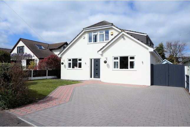 Thumbnail Property for sale in Cheam Road, Broadstone