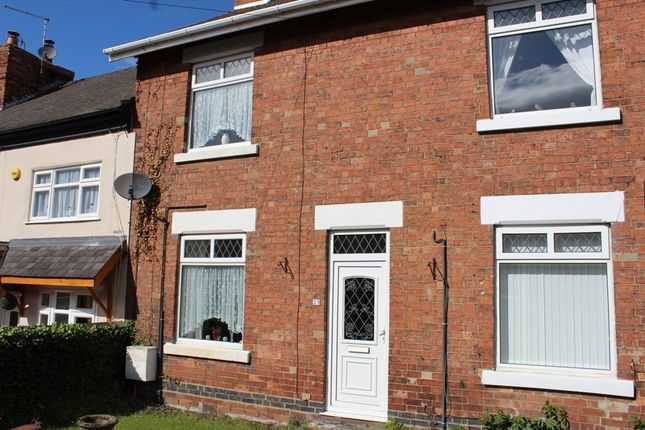 Thumbnail Terraced house for sale in Main Street, Brinsley