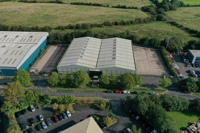 Thumbnail Light industrial for sale in Carrs House, Bredbury Industrial Park, Horsfield Way, Stockport, Cheshire