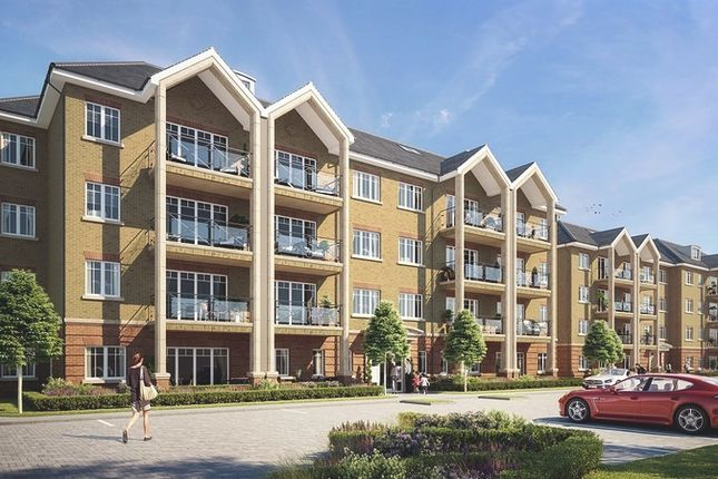 Thumbnail Flat for sale in Wharf Lane, Rickmansworth
