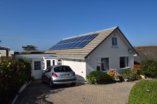 3 bed detached bungalow for sale in Lewarne Road, Newquay TR7